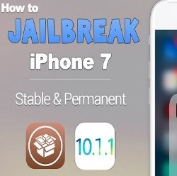 How-to-Jailbreak-iPhone-7-7-Running-on-iOS-10-10.1.1 Stable