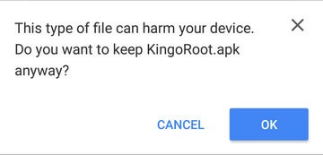 Rooting Android OS - Kingo Root Download