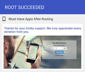 Steps to Root an Android Device - Final Step
